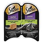 Sheba® Perfect Portions Turkey Pate Cat Food