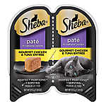 Sheba® Perfect Portions Chicken & Tuna Pate Cat Food
