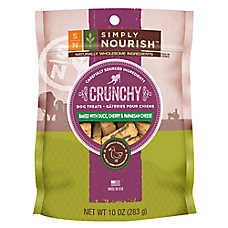 Simply Nourish™ Natural Duck, Cherry & Parmesan Cheese Crunchy Dog Treat