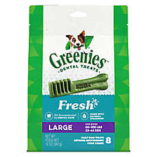 GREENIES® Large Dental Dog Treat - Freshmint