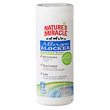NATURE'S MIRACLE™ Allergen Blocker Household Wipes