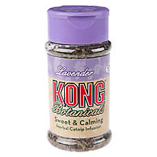 KONG® Botanicals Lavender Infused Catnip
