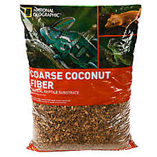 National Geographic™ Coarse Reptile Coconut Fiber