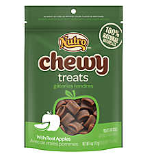 NUTRO® Natural Apple Chewy Dog Treat