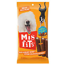 Misfits Rip-Apart Ribs Meat Medley Dog Treat