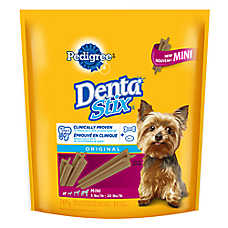 PEDIGREE® DENTASTIX® Mini Dog Sticks