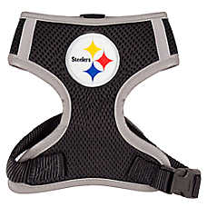 Pittsburgh Steelers NFL Dog Harness