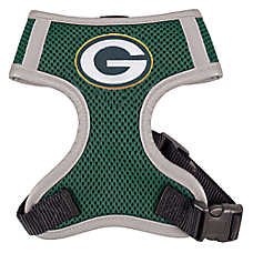 Green Bay Packers NFL Dog Harness
