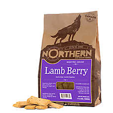 Northern Wheat-Free Lamb Berry Biscuit Dog Treat