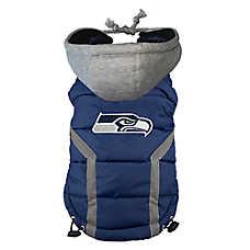 Seattle Seahawks NFL Puffer Vest