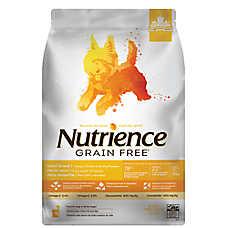 Nutrience® Grain Free Turkey, Chicken & Herring Small Breed Dog Food