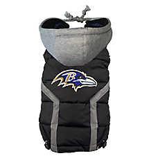 Baltimore Ravens NFL Puffer Vest