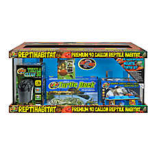 Zoo Med™ 40 Gallon Turtle Aquatic Kit