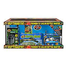 Zoo Med™ 40 Gallon Turtle Aquatic Kit