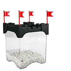 Aqueon® Betta Castle Stackable Aquarium Kit