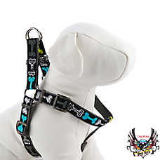 Bret Michaels Pets Rock™ Brody Skull Dog Harness
