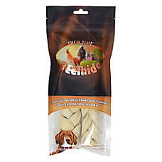 Chew Time Natural Beefhide Dog Treat