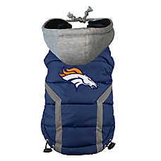 Denver Broncos NFL Puffer Vest
