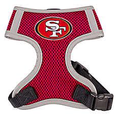 San Francisco 49ers NFL Dog Harness