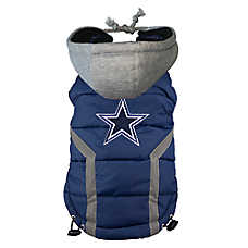 Dallas Cowboys NFL Puffer Vest