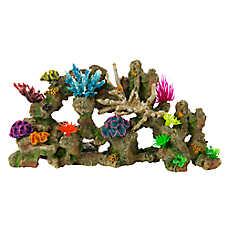 National Geographic™ Coral Aquarium Ornament