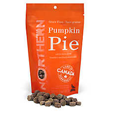 Northern Grain Free Pumpkin Pie Soft & Chewy Bites Dog Treat