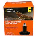 National Geographic™ Ceramic Infrared Heat Emitter