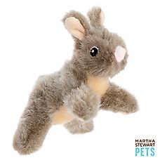Martha Stewart Pets® Mini Rabbit Dog Toy
