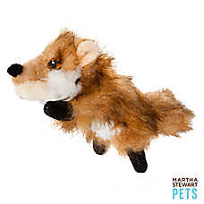 Martha Stewart Pets® Mini Fox Dog Toy