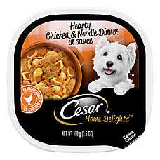 Cesar® Home Delights Chicken, Noodle & Vegetables Dog Food