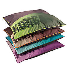 KONG® Pillow Dog Bed (COLOR VARIES)