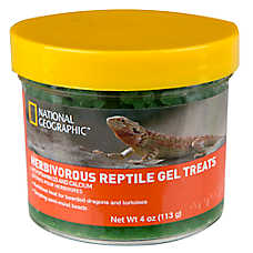 National Geogrpahic™ Herbivore Gel Reptile Treats