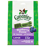 GREENIES® Large Dental Dog Treat - Blueberry