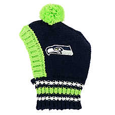 Seattle Seahawks NFL Knit Hat