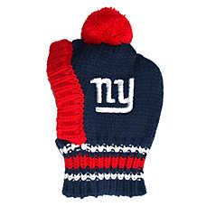 NY Giants NFL Knit Hat