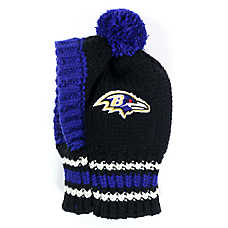 Baltimore Ravens NFL Knit Hat