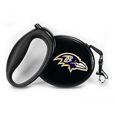 Baltimore Ravens NFL Retractable Leash