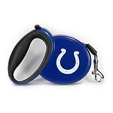 Indianapolis Colt NFL Retractable Dog Leash