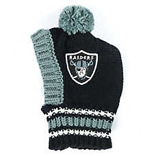 Oakland Raiders NFL Knit Hat