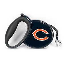 Chicago Bears NFL Retractable Dog Leash