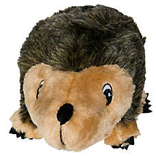 Top Paw® Laying Hedgehog Dog Toy - Squeaker