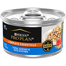 Purina® Pro Plan® Savor Adult Cat Food - Tuna, Shrimp & Rice