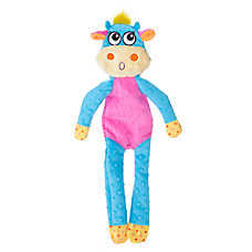 """Toys """"R"""" Us® Pets Pig or Cow Crinkle Dog Toy (CHARACTER VARIES)"""