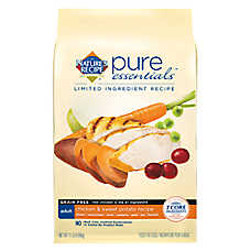 Natures's Recipe® Pure Essentials™ Grain Free Chicken & Sweet Potato Adult Dog Food