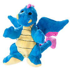 Top Paw™ Tuff Chewguard Dragon Dog Toy - Squeaker