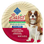 BLUE Basics® Limited Ingredient Grain Free Salmon & Potato Small Breed Dog Food