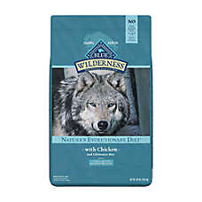 BLUE Wilderness® Grain Free Chicken Healthy Weight Large Breed Adult Dog Food