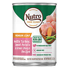 NUTRO™ Kitchen Classics Adult Dog Food - Natural, Family Dinner with Turkey, Rice & Vegetables