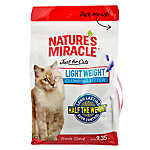 NATURE'S MIRACLE™ Fresh Scent Light Weight Clumping Cat Litter