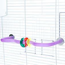 Grreat Choice® Wavy Perch Bird Toy